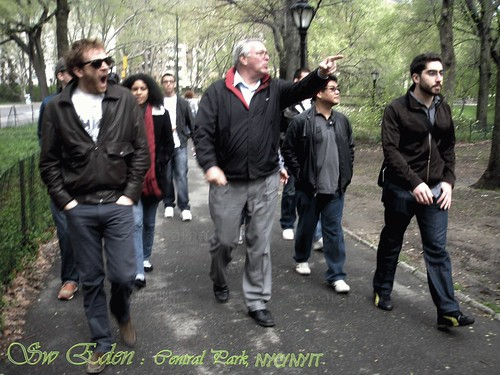 NYIT Architecture Students and Central Park, NYC | by The SW Eden (สว อิเฎล)