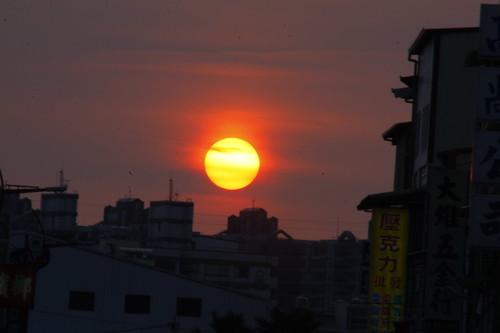 sunset sunrise thinkinginthefuture