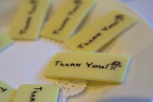 Thank You! White Chocolate Feast for Kids May 04, 20101-13 | by stevendepolo