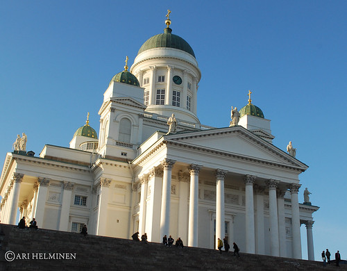 Helsinki Cathedral Spring Day | by Ari Helminen