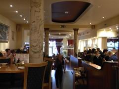 Sala de Tokio Cafe