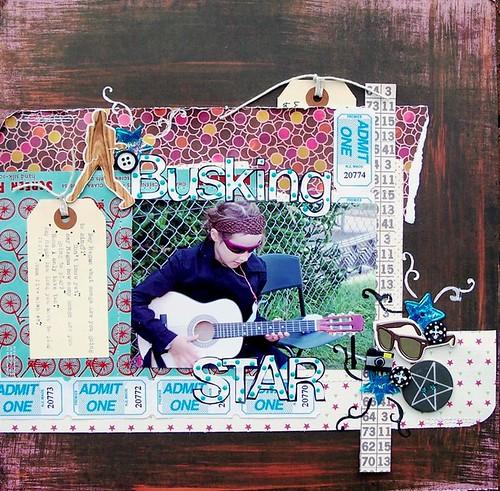 Busking Star