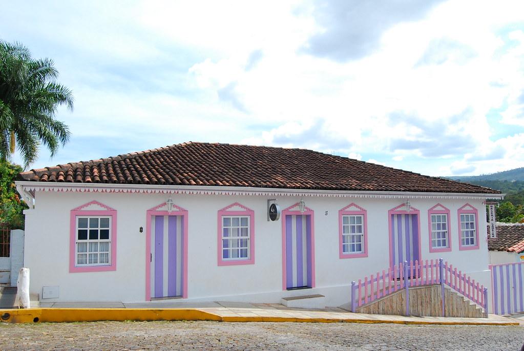Casas de pirenopolis