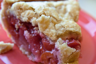 Cherry Pie Food Macro May 26, 20104 | by stevendepolo
