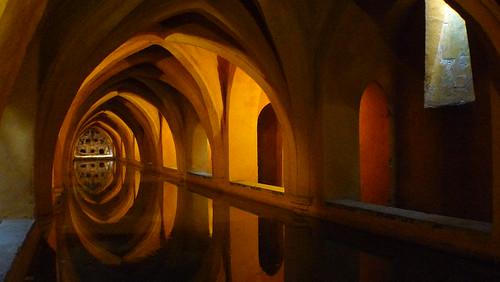 Alcazar, sevilla | by lanaih