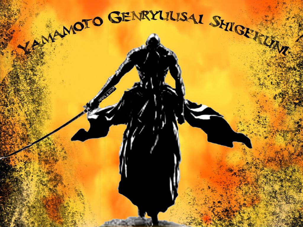 Bleach Yamamoto Genryuusai Shigekuni 02 Fabio Santiago