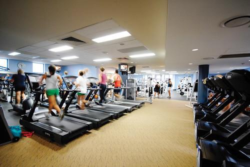 Sports Centre Gym