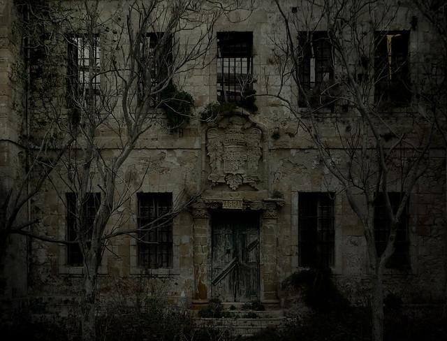 The haunted prison of La Mola