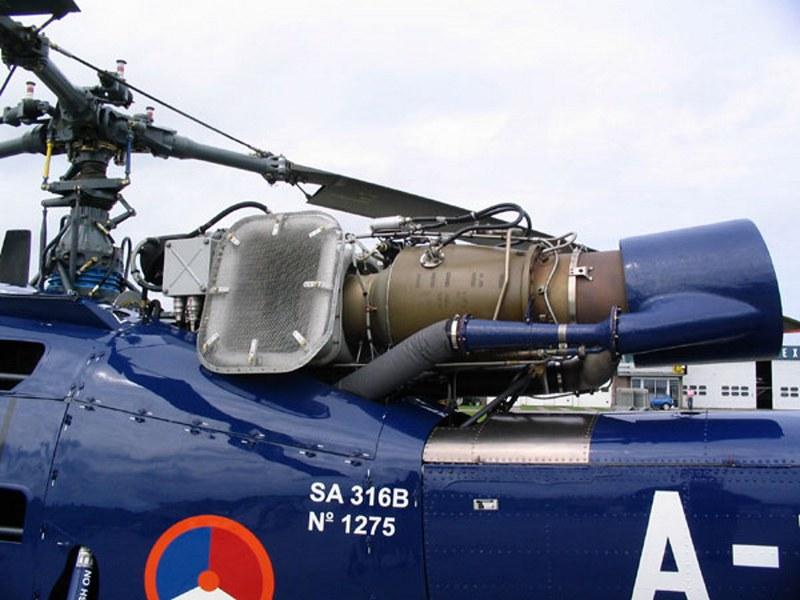 Alouette III 3