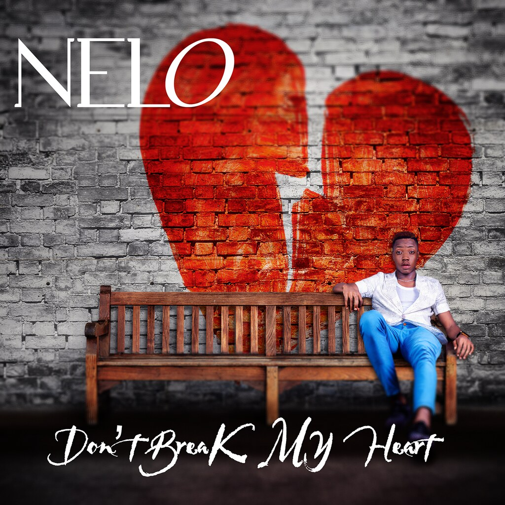 NELO - Don't Break My heart - CoverDesign |