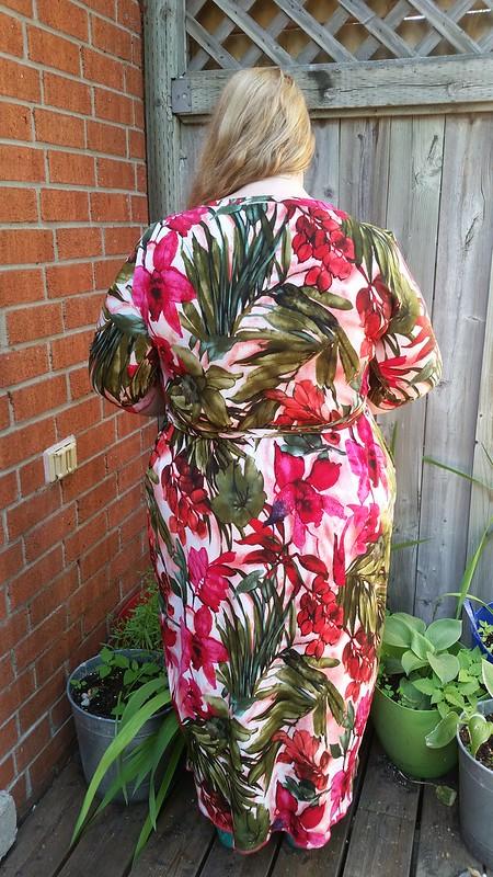 Cashmerette Appleton dress