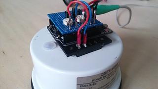 Tacho mit Arduino seite | by jenseggert1