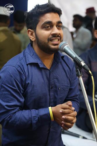 Devotee expresses his views: June 11