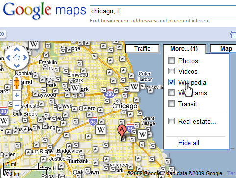 Wikipedia Content in Google Maps   Google Maps with Wikipedi ... on google map red sea, google map arizona, google map asia, google map africa, google map brazil,