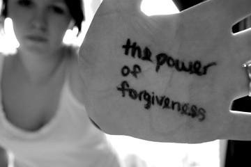 The power of forgiveness.