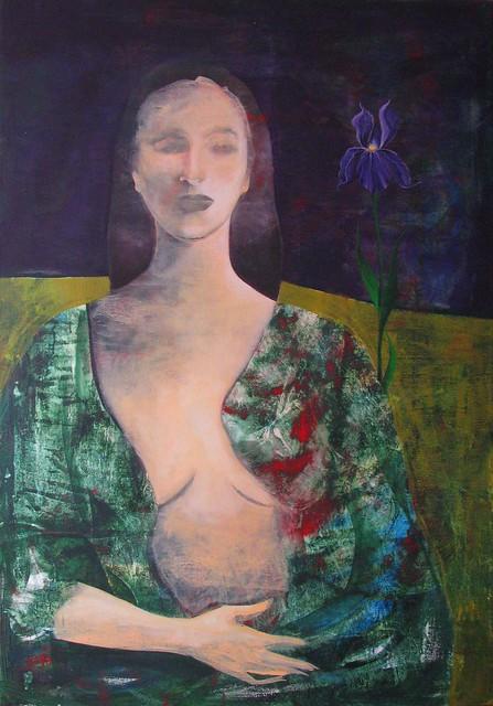Giovane madre (Iris)