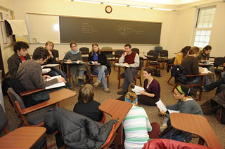 Group Discussion | by Earlham College