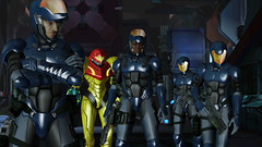 Metroid Other M screenshots | by gamesweasel