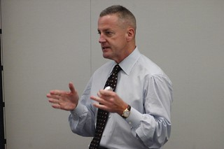Eric Foss visits Mays | by Mays Business School