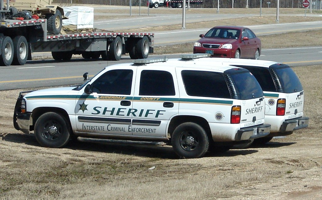 Lauderdale County, Mississippi Sheriff   Lauderdale County