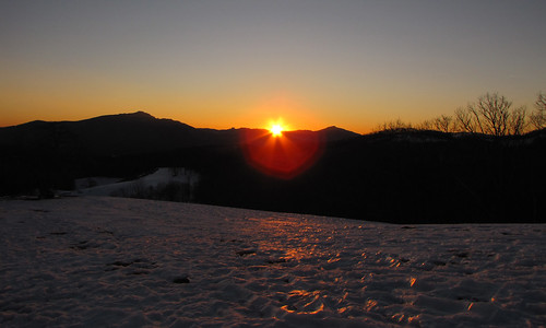 winter sunset mountain mountains landscape march northcarolina landschaft blueridgemountains blueridgeparkway appalachianmountains appalachians grandfathermountain westernnorthcarolina southernappalachians ccbyncsa moseshconememorialpark canonpowershotsx10is