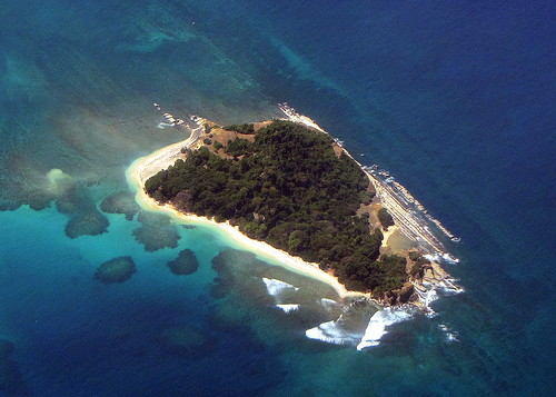 An Aerial View of Paradise. Andaman Islands, India.