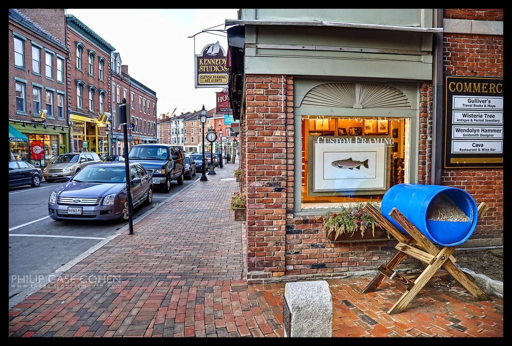 Kennedy Studios | Market Street by Philip Case Cohen