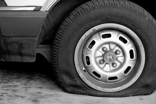 Flat Honda   by Jeremy Brooks