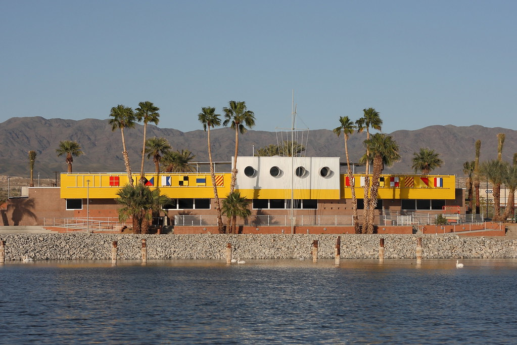 North Shore Beach & Yacht Club at the Salton Sea has been restored to its former glory