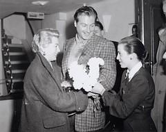 10-09-1953_11840 Lana Turner en Lex Barker
