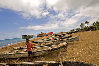 STP-Micolo-0910-45-v1 | Sao Tome, Micolo, african children
