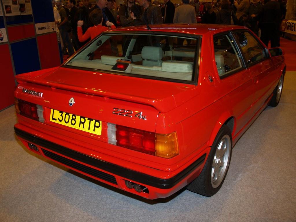 Maserati 222 4v Sports Cars - 1993 | Maserati 222 4v ...