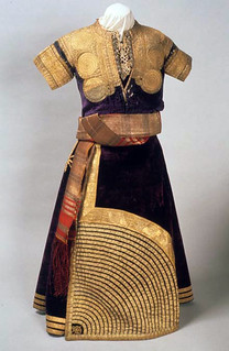 Wedding Dress (Morocco, 20th century)
