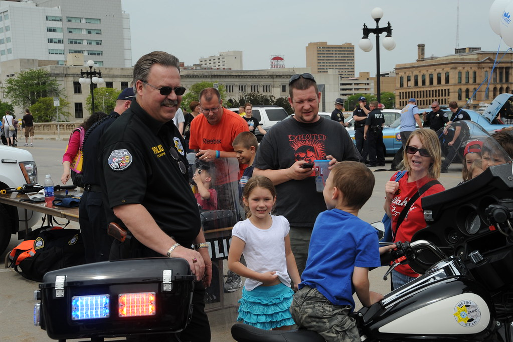 Police Week May 15, 2010 | Police Week on the Court Avenue B… | Flickr