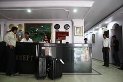 デリーのRoyal Residencyホテル | by kimama_labo