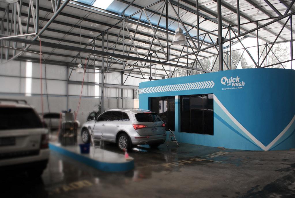 Quick Car Wash >> Interior Quick Car Wash 3 Duare Pinto Flickr