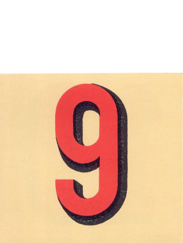 calendrier n9