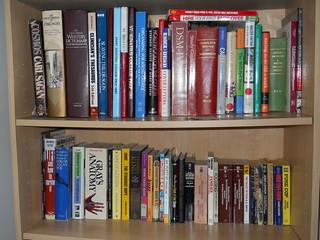 New Bookshelves 04 | by Gordon D