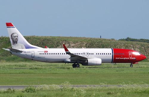 Norwegian Boeing 737-800; LN-NOO@CPH;03.06.2010/574fb | by Aero Icarus
