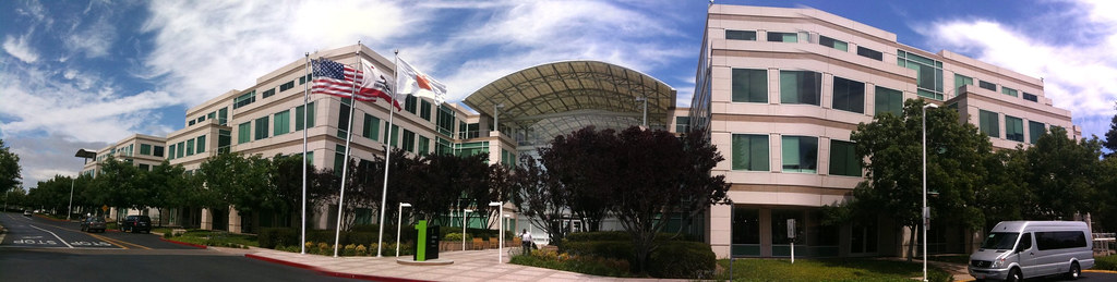 Apple Headquarters in Cupertino, CA | Wesley Fryer | Flickr