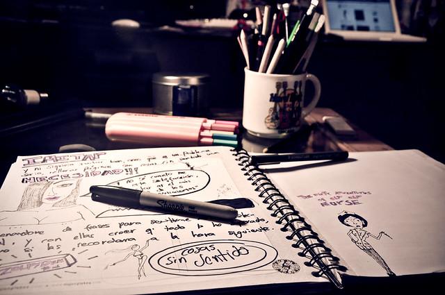 Draw night