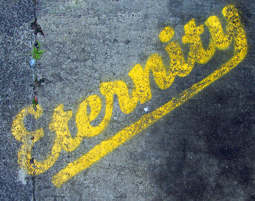 Eternity | by Newtown grafitti