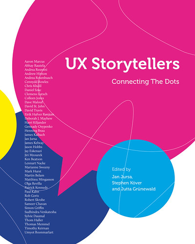UXStorytellers_cover_300ppi | by jan.jursa