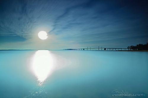 longexposure light moon seascape reflection landscape twilight nikon maryland tranquility explore lee frontpage 1224mm sandypointstatepark d7000 bigstopper