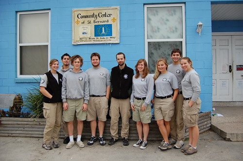 Our AmeriCorps*NCCC Team