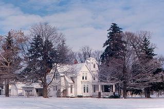 Bishop Hill - Victorian House