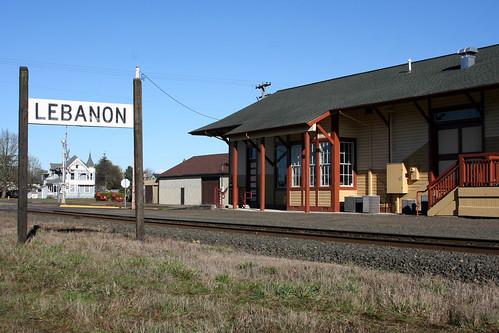 lebanon sp depot | by Slideshow Bruce