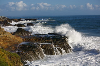 Santa Cruz - Crashing Waves | by naotakem