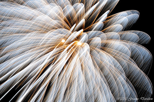 Johnshaven 12th Night Celebration Fireworks 2010-01-31 | by G Davidson