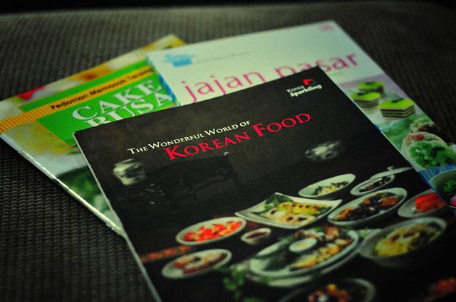 livres de cuisine de recettes coréennes
